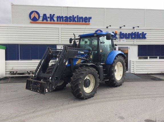 New Holland 6070 Elite 50km t-NY