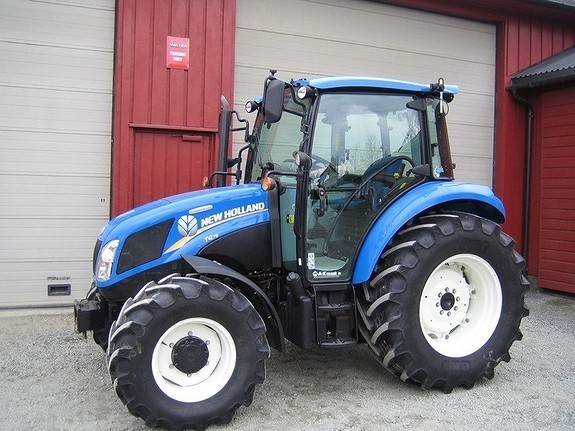New Holland T 4.75, Traktorer, Landbruk