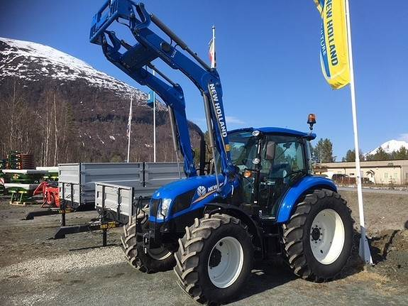 New Holland T4.95 HiLo