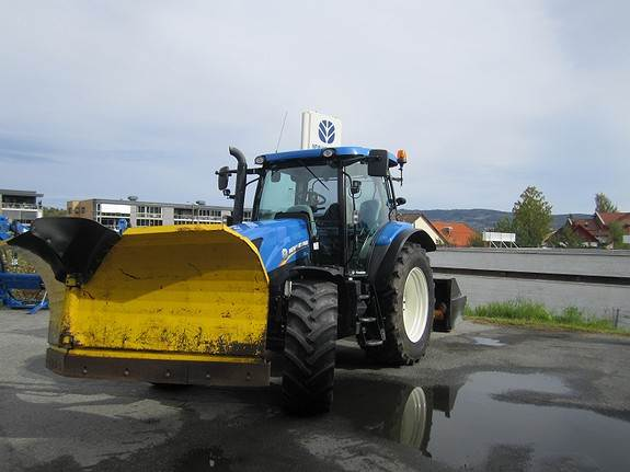 New Holland T6.120 EC