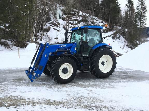 New Holland T 6.140 EC