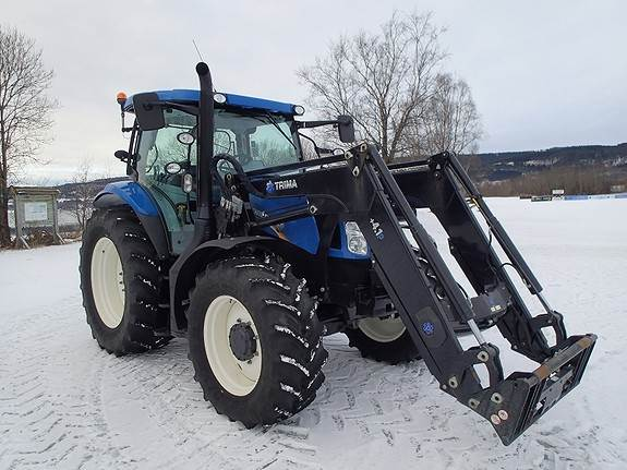New Holland T 6.160 EC