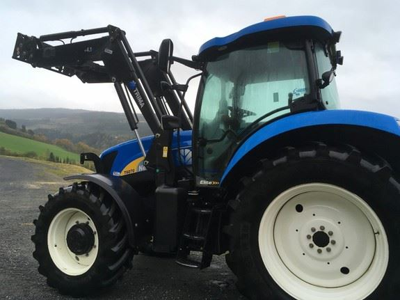 New Holland T 6070 Elite