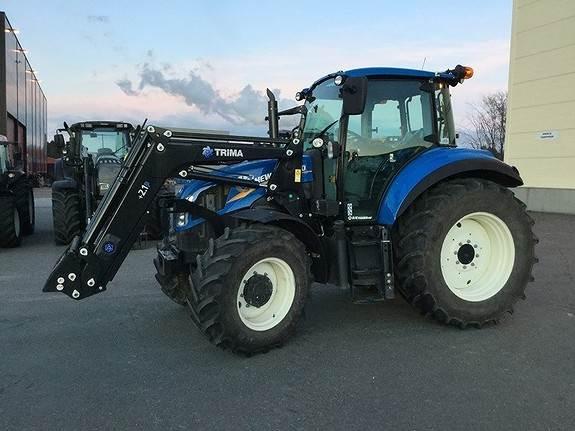 New Holland T5 115EC, Traktorer, Landbruk