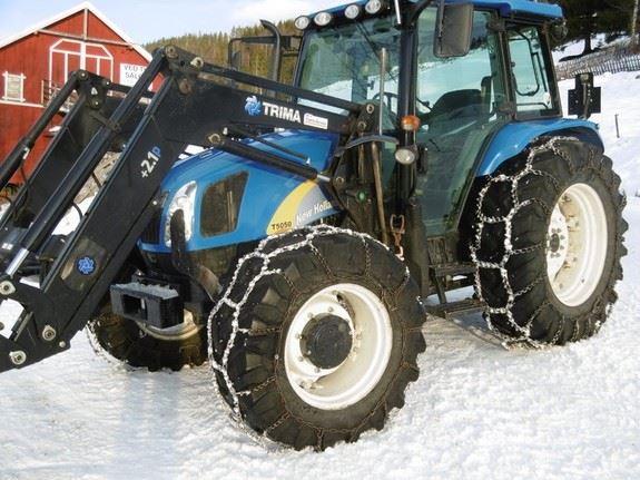 New Holland T5050, Traktorer, Landbruk