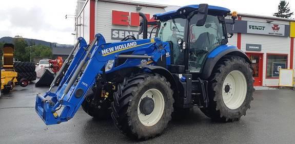 New Holland T6.180, Traktorer, Landbruk