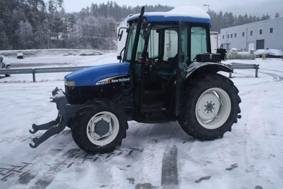 Tractores new holland tn de segunda mano new holland tn 75 d fandeluxe Images