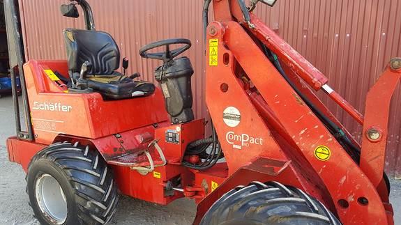 Schäffer 2026, Traktorer, Landbruk
