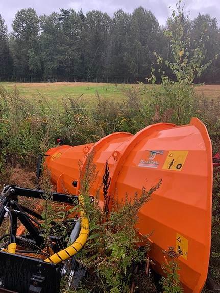 Tellefsdal D3300, Annet Veiutstyr, Landbruk