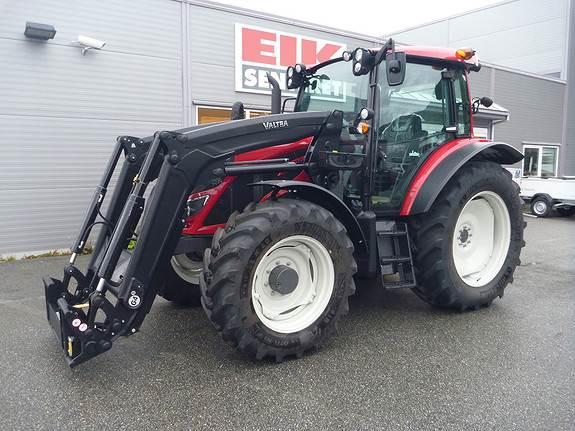 Valtra A104 H4, Traktorer, Landbruk