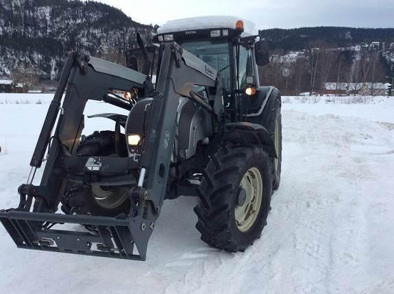 Valtra N 121 Hitech, Traktorer, Landbruk