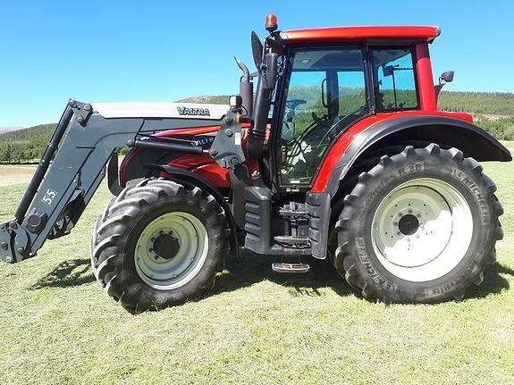 Valtra N142 Direct, Traktorer, Landbruk
