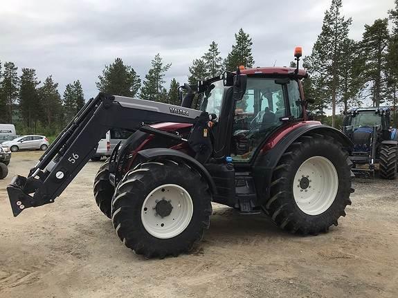 Valtra N154ED, Traktorer, Landbruk