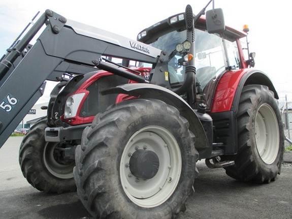 Valtra N163, Traktorer, Landbruk