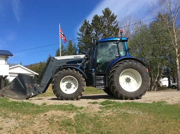 Valtra N174, Traktorer, Landbruk