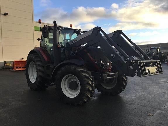 Valtra T174eD, Traktorer, Landbruk