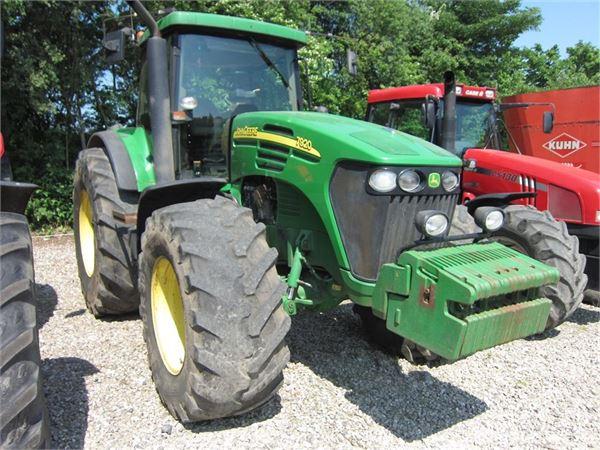 john deere 7920 auto power tractors price 36 586. Black Bedroom Furniture Sets. Home Design Ideas