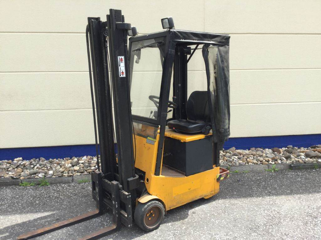 used dentoni dev 204 a 33 t ss electric forklift trucks year 1999 for sale mascus usa. Black Bedroom Furniture Sets. Home Design Ideas