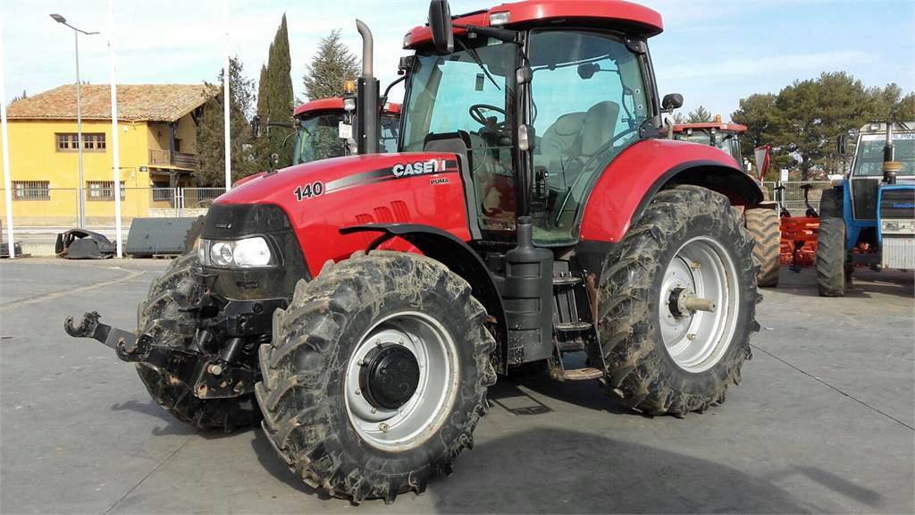 used case ih puma 140 tractors year 2009 for sale. Black Bedroom Furniture Sets. Home Design Ideas