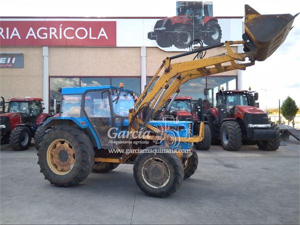 Ebro 8100 DT PALA