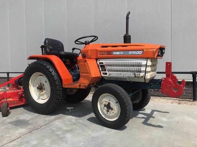 Kubota B1500 smalspoor tractor