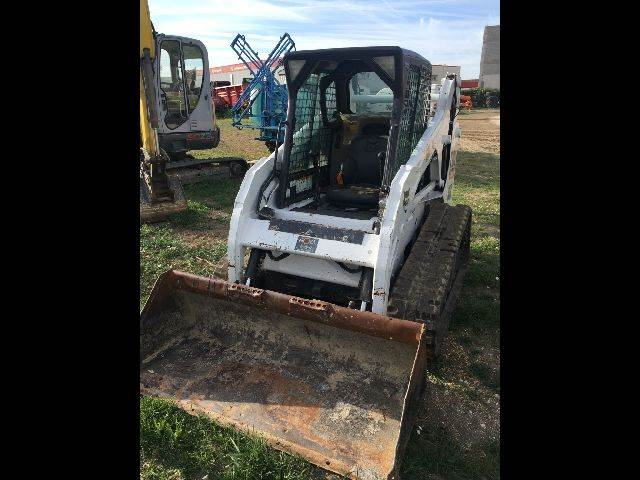 Bobcat T 190, Wheel Loaders, Construction Equipment