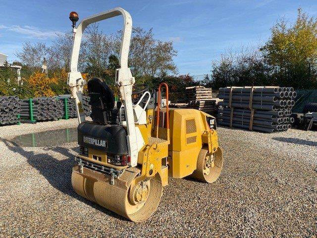 Caterpillar CB24, Other rollers, Construction Equipment