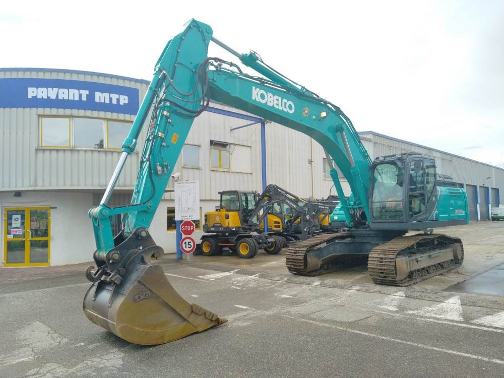 Kobelco SK300NLC-10, Crawler Excavators, Construction Equipment
