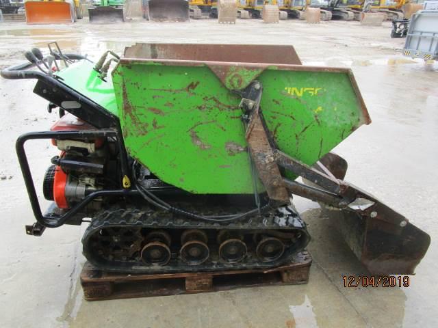 Merlo CINGO M8, Site Dumpers, Construction Equipment
