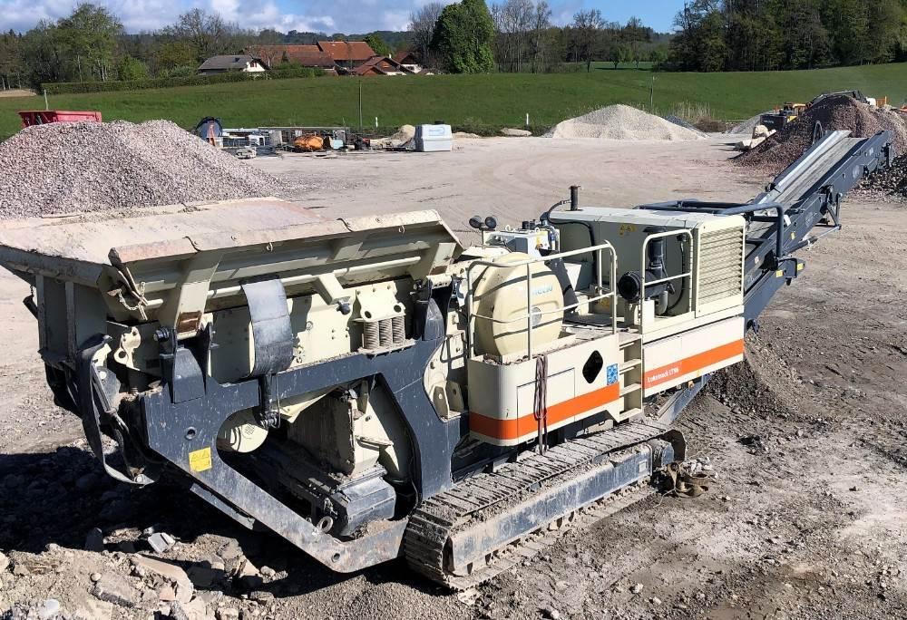 Metso MINERALS LT96L, Crushers, Construction Equipment