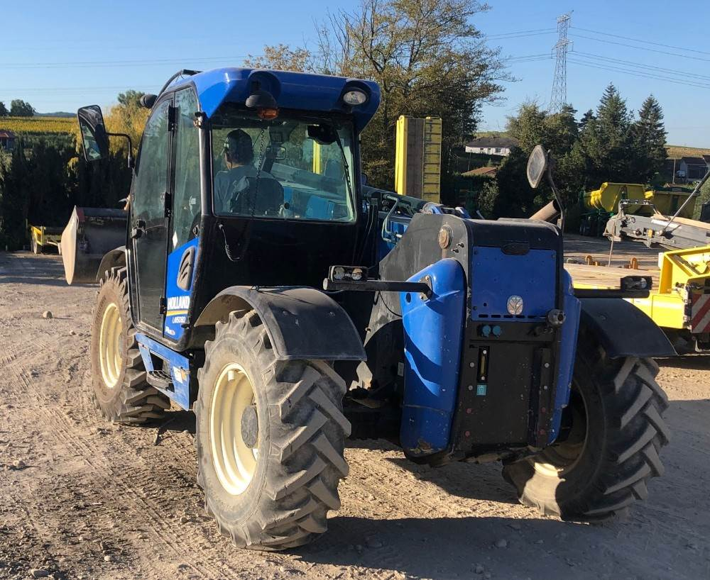 New Holland LM5080, Telescopic Handlers, Construction Equipment
