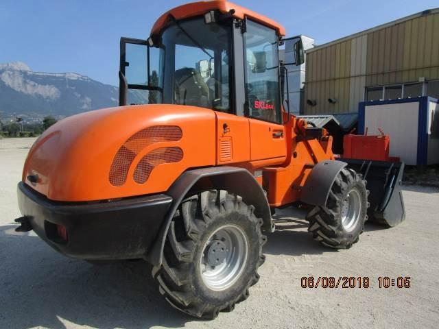 Terex SKL844, Mini Loader, Construction Equipment