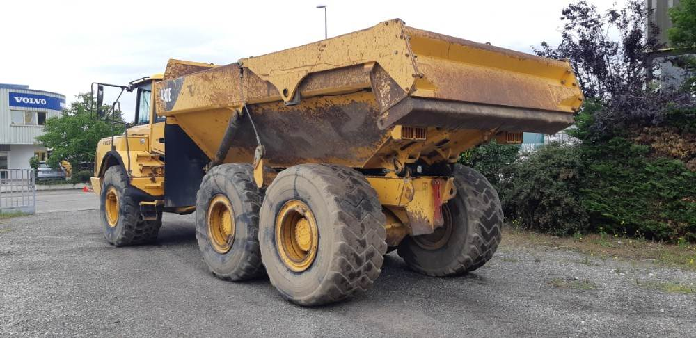 Volvo A30E, Other, Construction