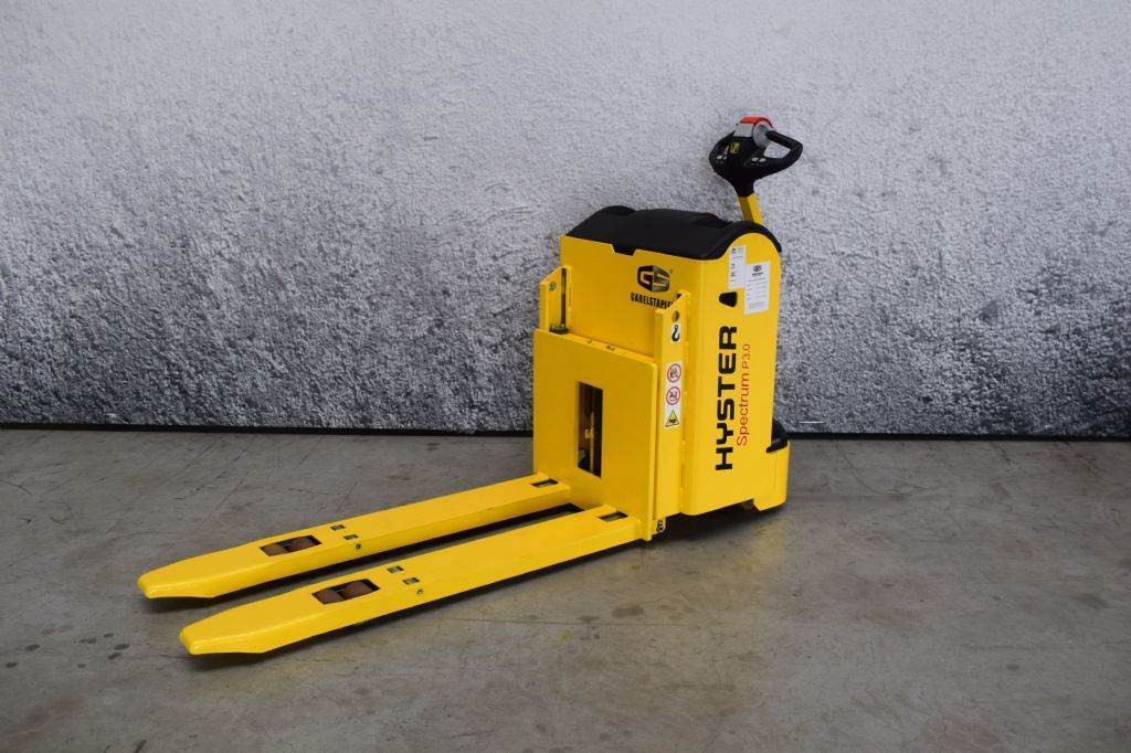 Hyster P 3.0, Low lifter, Material Handling
