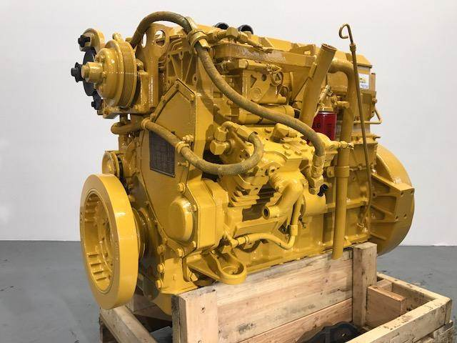 cat 3116 engine serial number location