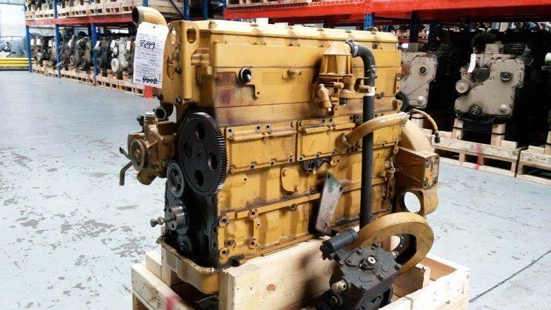 Caterpillar 3116, Engines, Trucks