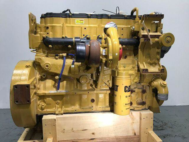 Caterpillar 3126A, Engines, Trucks