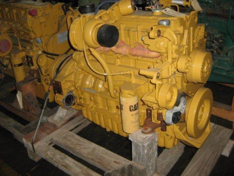 Caterpillar 3126E, Engines, Trucks