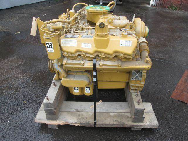 Caterpillar 3208T, Engines, Trucks