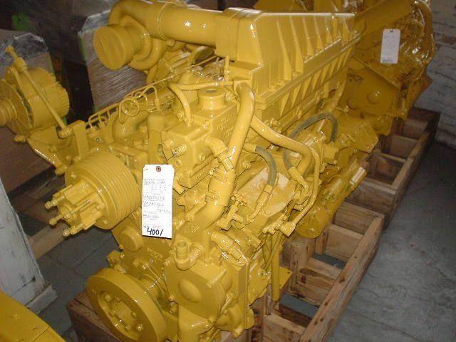 Caterpillar 3306DITA, Engines, Trucks
