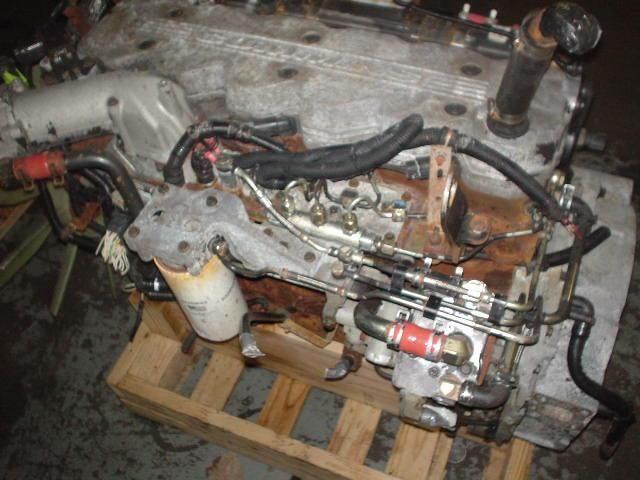 Cummins ISB5.9CR, Engines, Trucks