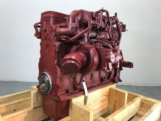 Cummins ISB6.7, Engines, Trucks