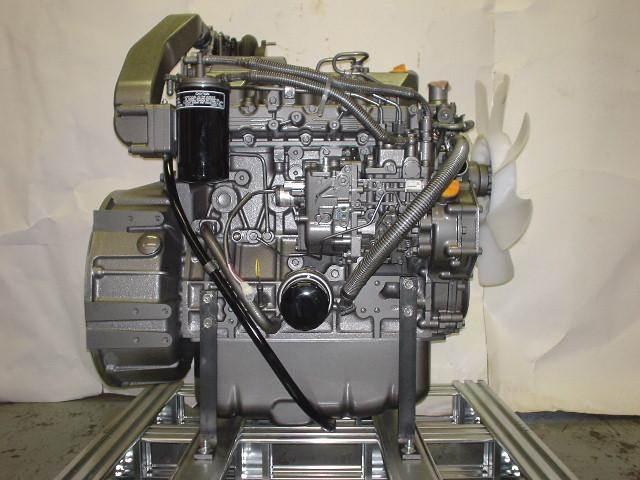 Yanmar Engine Serial Number