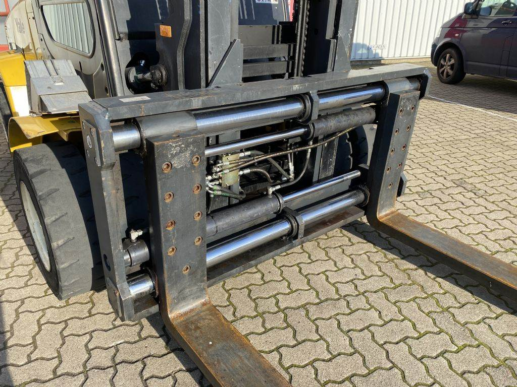 Yale GDP80VX9, Diesel counterbalance Forklifts, Material Handling
