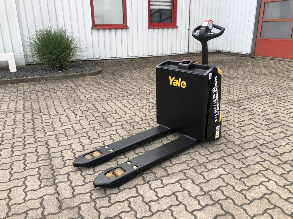 Yale MP16 Lithium Ionen, Low lifter, Material Handling