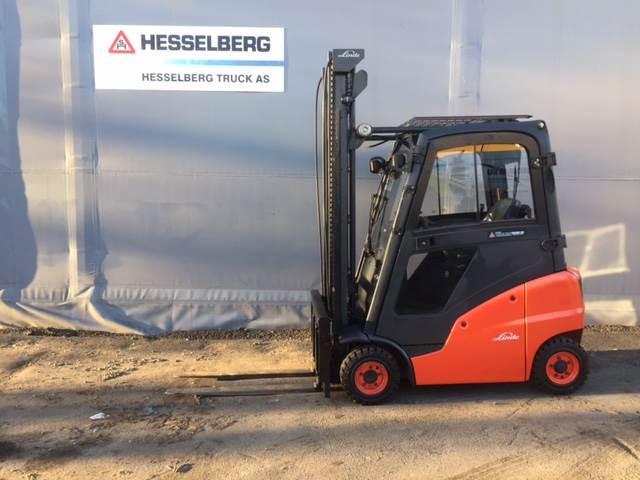 Linde H14D-391, Diesel Trucker, Truck