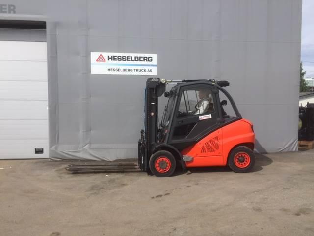 Linde H40D-394, Diesel Trucker, Truck