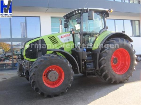 CLAAS Axion 830 CMatic,50km h,Frontzapfwelle,ISO-Bus