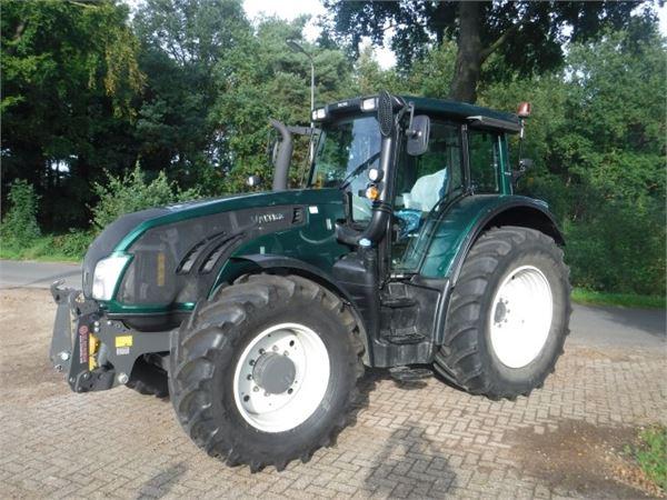 Valtra T163e Versu, Tractoren, Landbouw