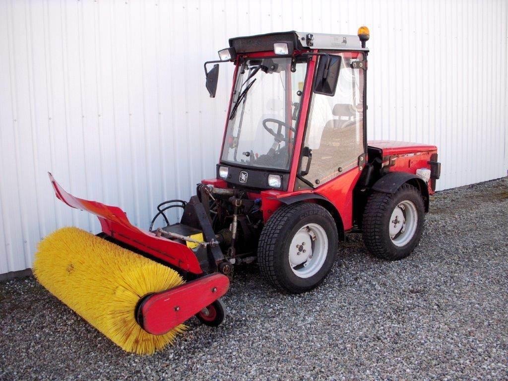 Carraro HST 4400 SP, Kompakte traktorer, Have & Park